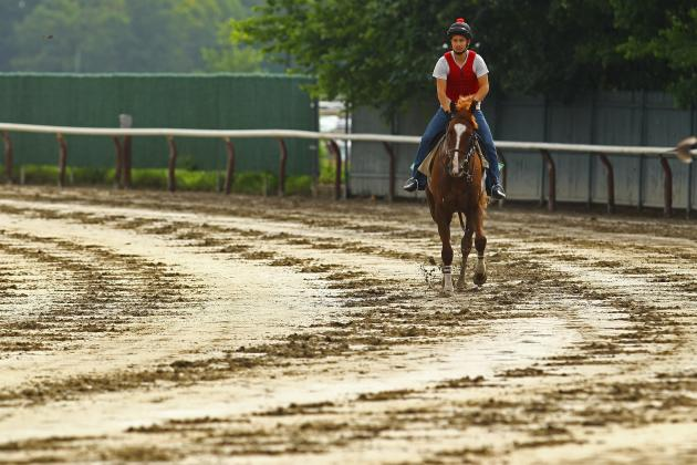 Belmont Stakes 2012: Dullahan Is Biggest Threat to I'll Have Another
