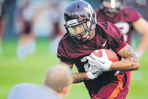 Virginia Tech Football: What You Need to Know About Hokies' RB Michael Holmes