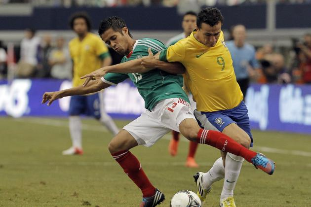 Brazil vs. Mexico: Score, Highlights, Twitter Reaction and Analysis