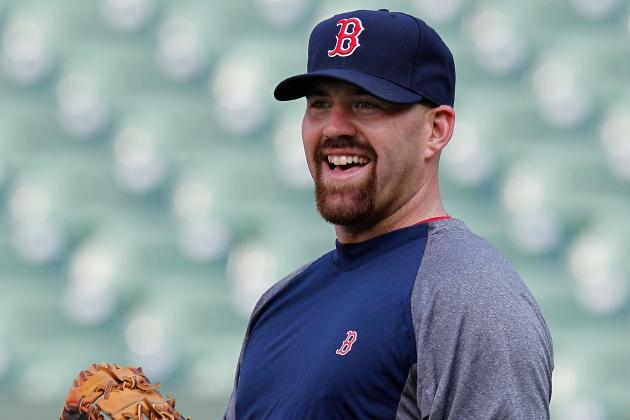 MLB Trade Rumors: Phillies and Diamondbacks in Toronto Scouting Kevin Youkilis