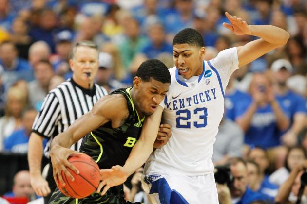 NBA Draft 2012: Warriors Need to Take Baylor's Perry Jones III at No. 7 Pick