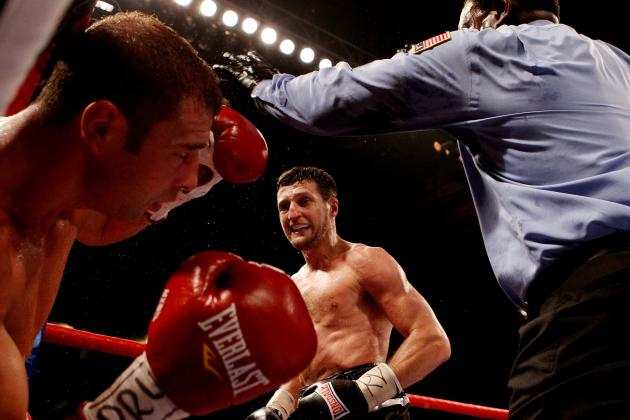 Carl Froch vs. Lucian Bute: Coach Stephan Larouche Should Be Ashamed