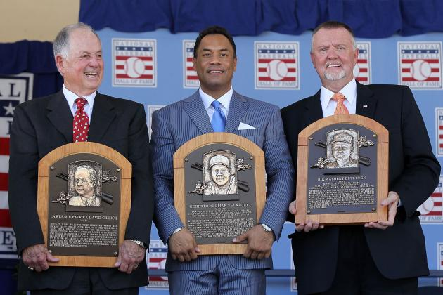 MLB: Why the Hall of Fame Is in Danger of Losing Its Credibility