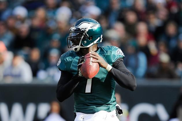 NFL:  Philadelphia Eagles Michael Vick Will Be an MVP Candidate in 2012
