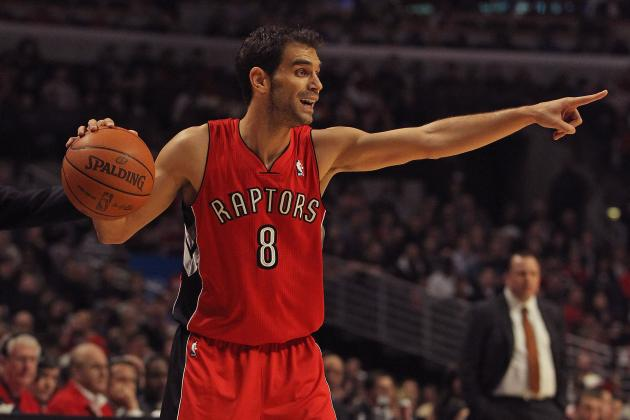 Toronto Raptors: Why Trading Jose Calderon Is a Must Heading into 2013