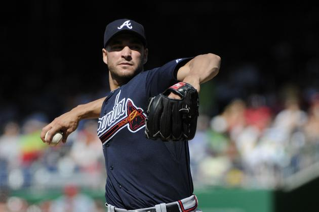 Atlanta Braves: How Much Will Brandon Beachy Regress?