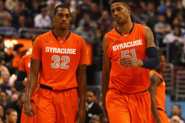NBA Draft 2012: Why Kris Joseph Is a Better Pro Prospect Than Fab Melo