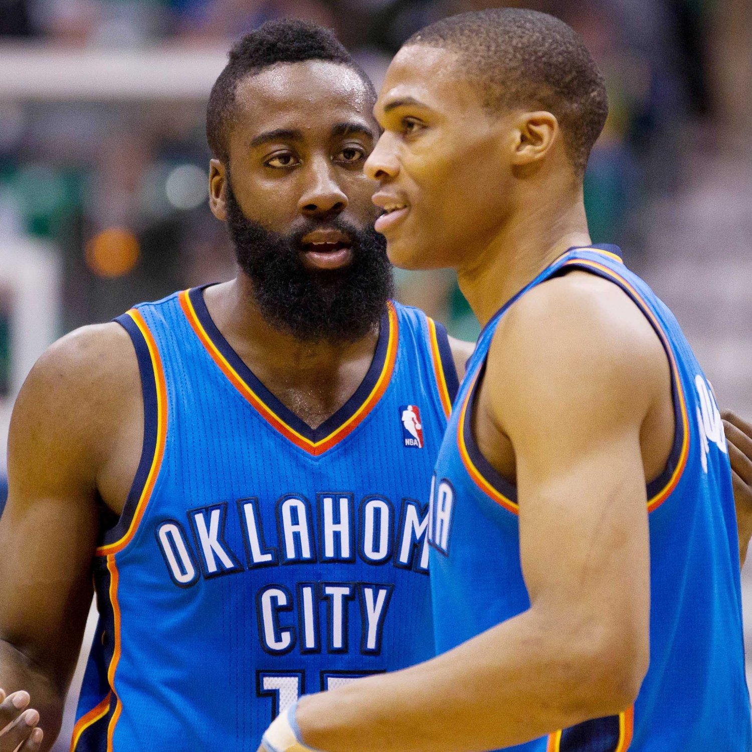 James Harden In Okc: Who's More Important To OKC's Future: Russell Westbrook Or