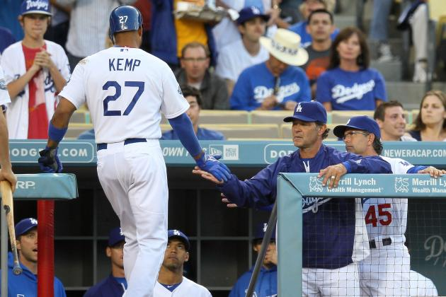 Matt Kemp Back to DL: Can Los Angeles Dodgers Withstand Long-Term Loss?