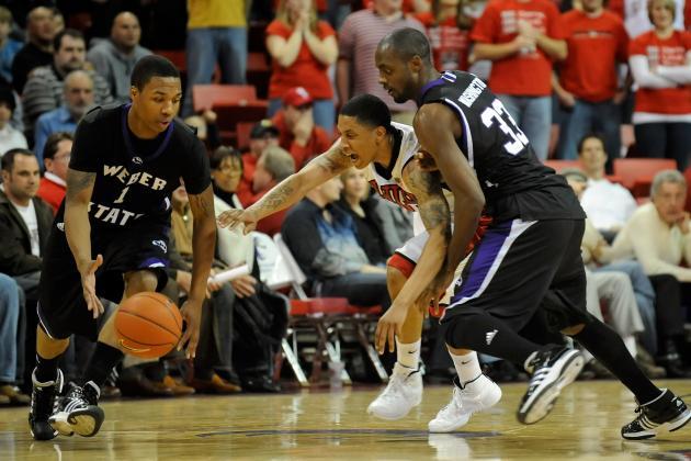 2012 NBA Draft Prospect: Damian Lillard from Weber State