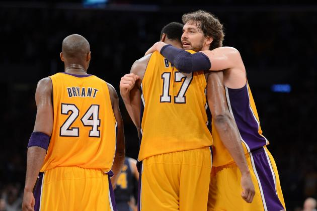 Do L.A. Lakers Need to Blow Up Core to Contend for NBA Title?