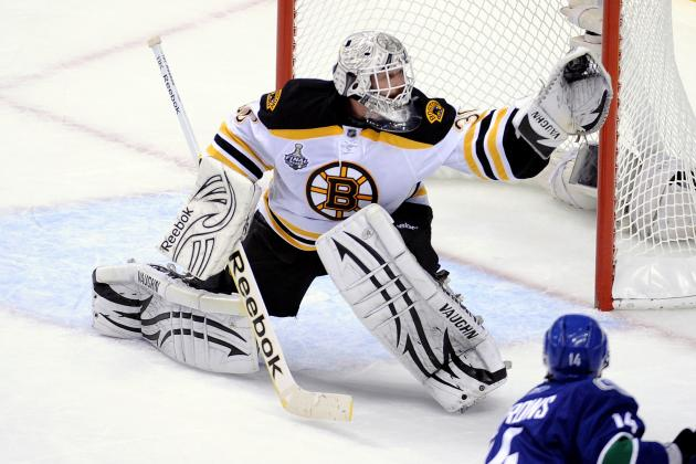 Tim Thomas: What in the World Is the Boston Bruins' Goalie Thinking?
