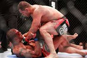 UFC Elbows on the Ground: If It Ain't Broken, Don't Try to Fix It