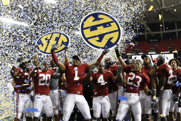 SEC Football Morning Coffee: Alabama Picked by Conference SIDs to Win West