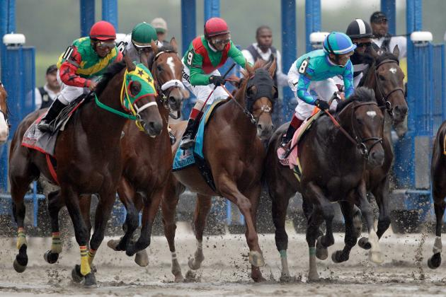 2012 Belmont Stakes: Post Time, TV Schedule, Post Positions Info