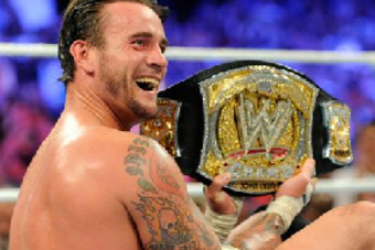 WWE News: CM Punk Claims There's a New WWE Title Belt Waiting to Debut