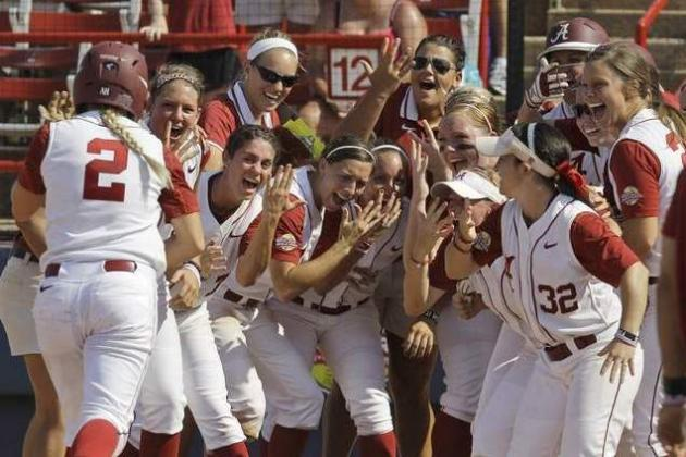 Finals Oklahoma vs Alabama Softball: Game 1 Start Time, Date, Live Stream & More