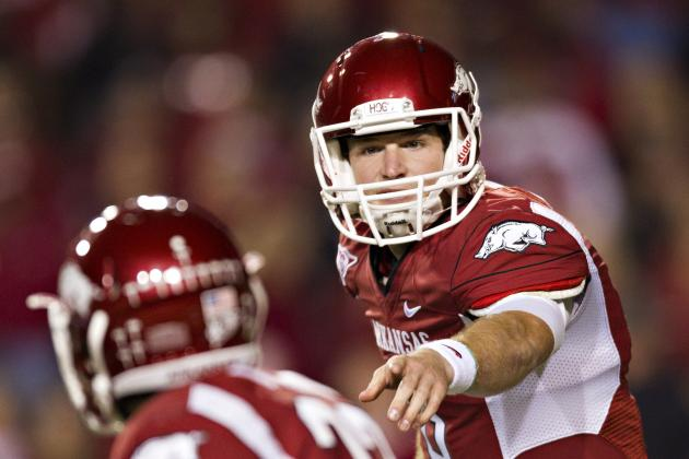 A Rush of Morning Arkansas Football News