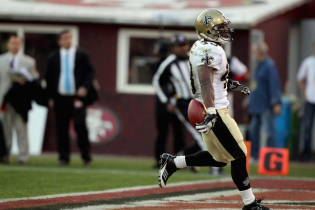 NFC South Morning Jog: Darren Sproles Set to Do More in 2012