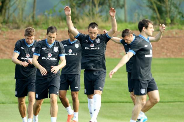 Euro 2012: An Enigmatic England Pursues Empty Dreams