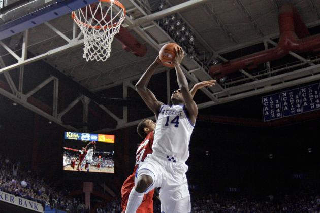 Michael Kidd-Gilchrist: Why Kentucky Sensation Will Be Highlight of Draft Class