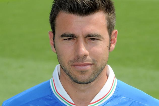 Italy Defender Barzagli's Euro 2012 Involvement in Doubt