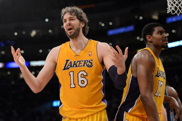 Lakers Trade Rumors: L.A. Reportedly Desperate To Move Pau Gasol's Contract