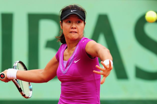 Li Na: Defending French Open Champion Ousted by Yaroslava Shvedova