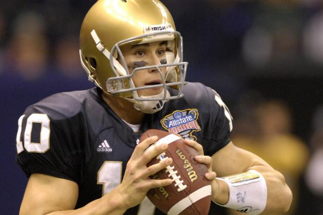 Debate: Rank the Top 3 QBs in Notre Dame History