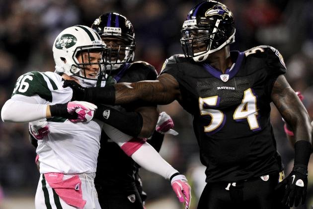 Breaking Down Ravens LB Options After Mike McAdoo's Injury