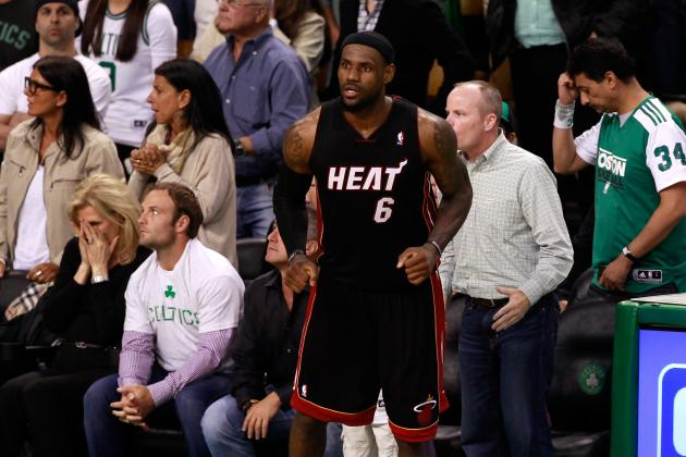 Ranking the Biggest Liabilities in LeBron James' Game