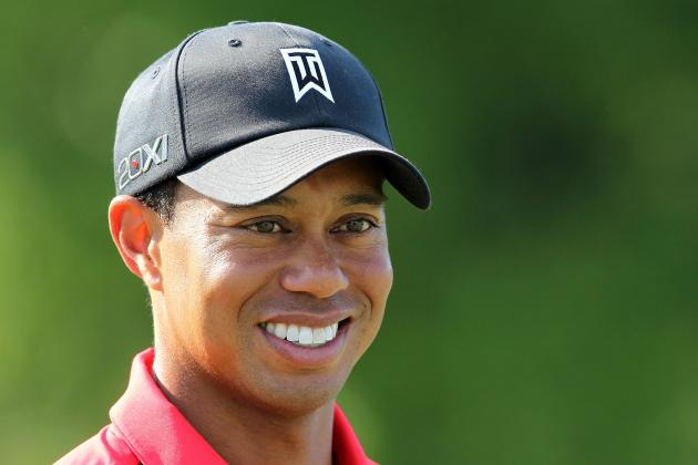 Tiger Woods Wins 73rd Tourney; Andres Romero Becomes 70th Runner-Up!