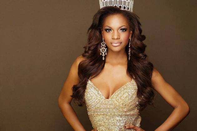 Miss USA 2012: 4th Runner Up Jasmyn Wilkins Is NBA Royalty