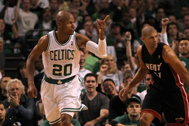 NBA Rumors: Los Angeles Lakers Should Target Ray Allen This Offseason