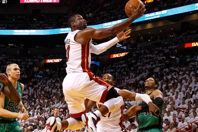 NBA Playoffs 2012: Missed Shots Remain the Thorn in the Miami Heat's Side