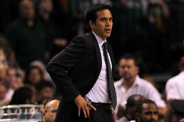 Miami Heat: Should Erik Spoelstra Be Criticized for His Late-Game Play Calling?
