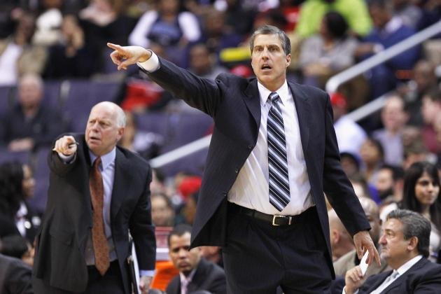 Washington Wizards Retain Head Coach Randy Wittman