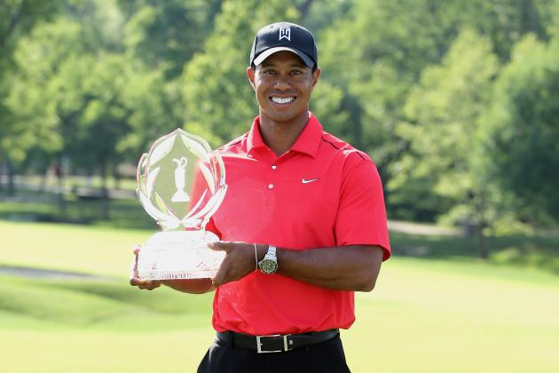 Tiger Woods Turns Back the Clock with Memorial Win