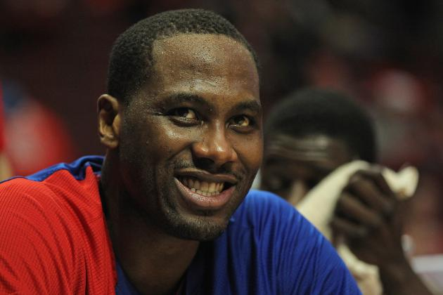 NBA Free Agency 2012: Why 76ers Must Get Elton Brand off the Salary Cap