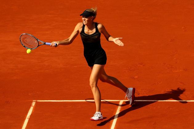 Why Maria Sharapova's Image Overshadows Her Game