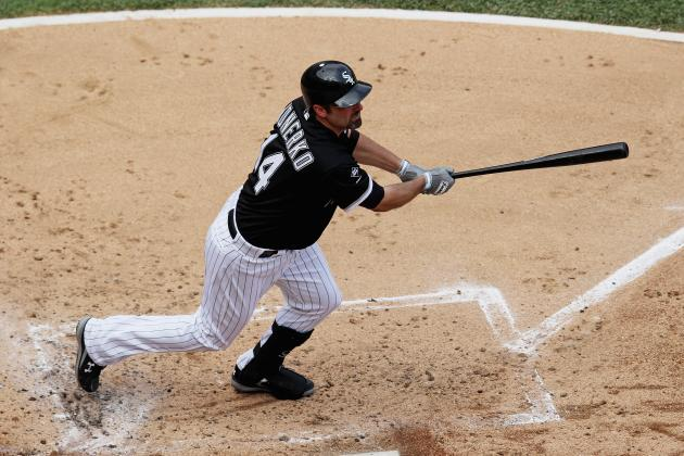 2012 MLB Power Rankings for June 4th: Red-Hot White Sox