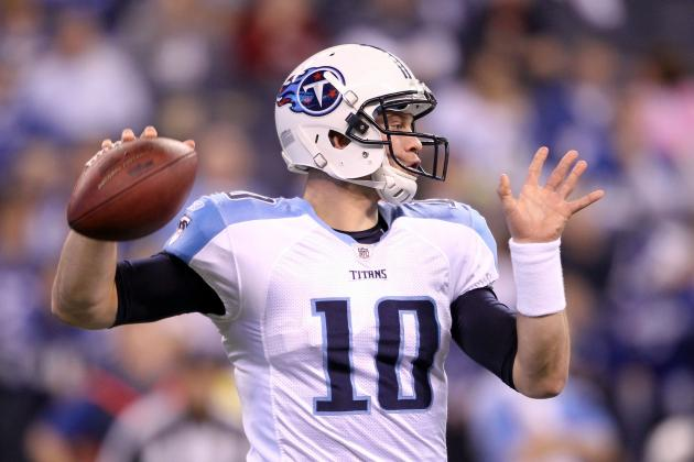 Jake Locker Is Tennessee Titans' Best Bet as Starting QB