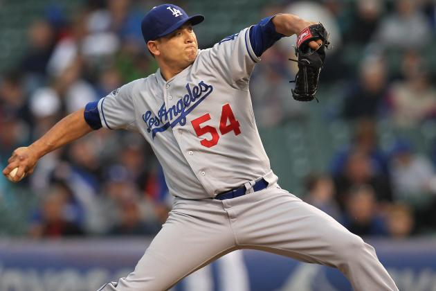 Dodgers Place Javy Guerra on DL, Call Up Shawn Tolleson