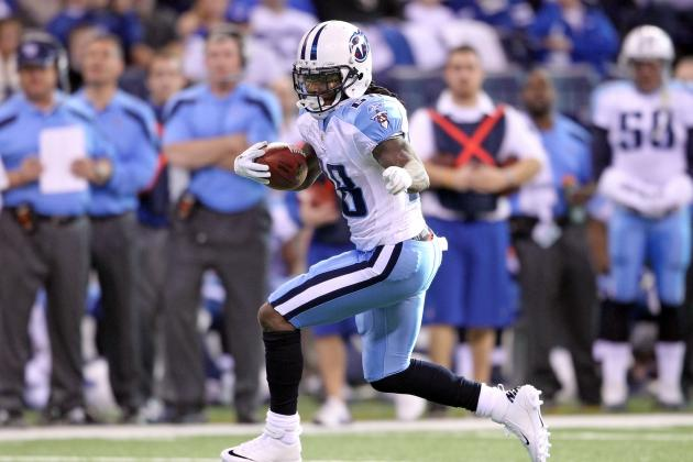 Chris Johnson's Claim of Being Best RB in Football Is Foolish