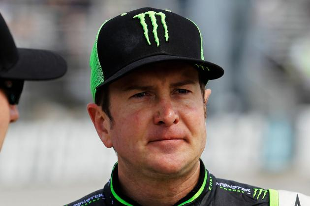 NASCAR Sprint Cup: For Kurt Busch, It's Time to Shut Up and Drive