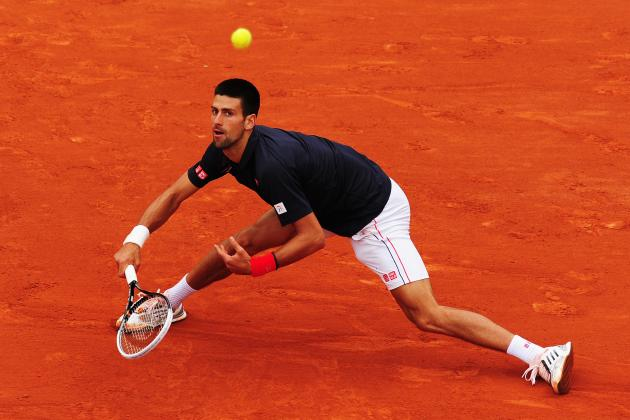 French Open 2012 TV Schedule: Previewing Tuesday's Quarterfinals Matchups