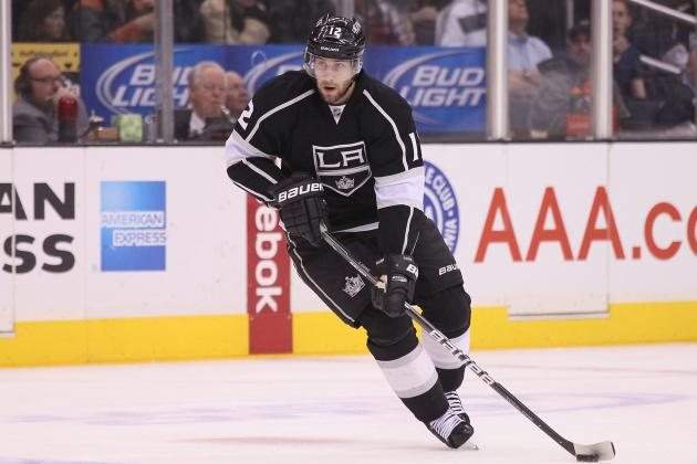 Stanley Cup Finals 2012: Kings Get Simon Gagne Back for Game 3