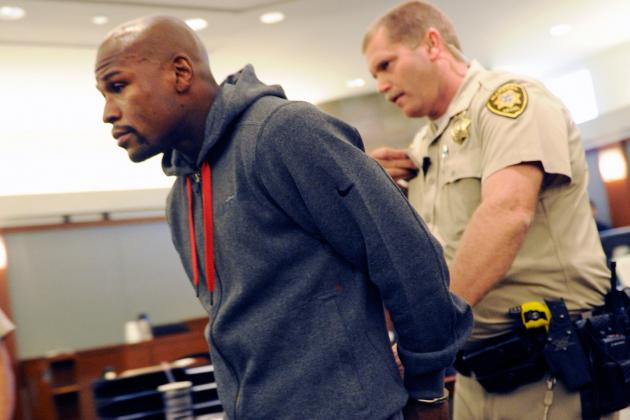 Floyd Mayweather Jr.: Write to Inmate #01363917 to Reach the Champ