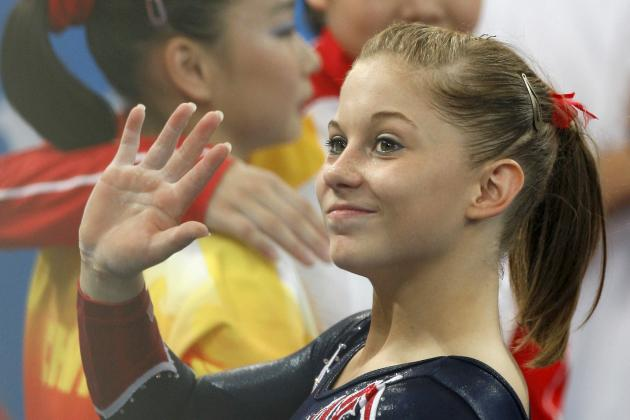 London 2012: Gymnast Shawn Johnson Announces She Will Not Compete