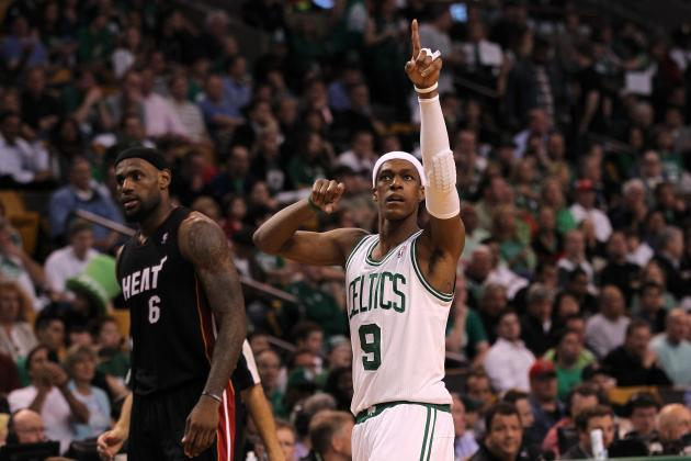 Boston Celtics' Rajon Rondo Is MVP of 2012 NBA Playoffs